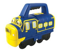 For Liam or Kat (any of 3 different characters): Chuggington Flashlights