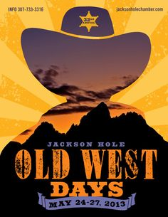 Old West Days