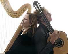[REVIEW] Harpist Kondonassis and guitarist Vieaux team for joyful concert on Arts Renaissance Tremont series | Donald Rosenberg, The Plain Dealer / Cleveland.com