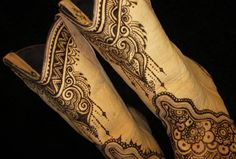 STOMP Ladies Leather Cowboy Boots with burned by Behennaed