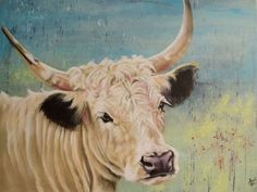 Buy Paisley Fields Forever, white cow painting on canvas by Victoria Coleman, Mixed Media painting by Victoria Coleman on Artfinder. Discover thousands of other original paintings, prints, sculptures and photography from independent artists.