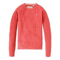 The Peckson Cable Sweater | Jack Wills