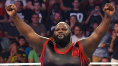 WWE celebrates Black History Month with a look at Mark Henry's career: Raw, February 2016 Mark Henry, Wrestlemania 32, Survivor Series, Bald Men, Royal Rumble, Wrestling News, Wwe News, Wwe Wrestlers, Wwe Superstars