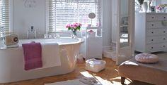 Construindo Minha Casa Clean: Banheiros Femininos Decorados e Lindos!