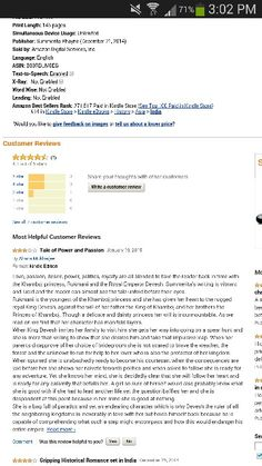 Hidden Passion at #14 in Amazon best sellers http://www.amazon.com/gp/aw/d/B00RBUM0EG