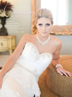 Stunning Memphis style shoot with soft blush tones and glamorous details photographed by Lindsey Lissau Photography | The Pink Bride www.thepinkbride.com