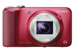 Sony Cyber-shot DSC-H90 16.1 MP Digital Camera with 16x Optical Zoom and 3.0-inch LCD (Red) (2012 Model) by Sony. $164.99. From the Manufacturer                             Sony Cyber-shot DSC-H90 16.1 MP Digital Camera with 16x Optical Zoom and 3.0-inch LCD           16x optical zoom  Capture your videos in 720p HD Movie mode Take stunning images in Sweep Panorama mode-up to 360° 16.1 MP plus a 3.0-inch Clear Photo LCD  Optical SteadyShot image stabilization reduces blur ...