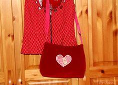 Handmade by-Sassi: für mich - Trachtentasche