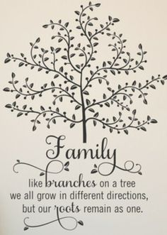 I find it really sad for people who do not know what a Family is really all about. I hope one day they will find their place in the world.:)