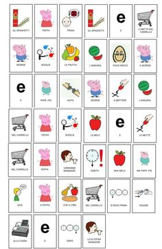 Learn To Speak Italian, Italian Phrases, Italian Language, Learning Italian, Activities For Kids, School, Cards, Geography, Alphabet