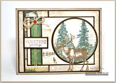 Designs by Lisa Somerville: Yuletide Greetings