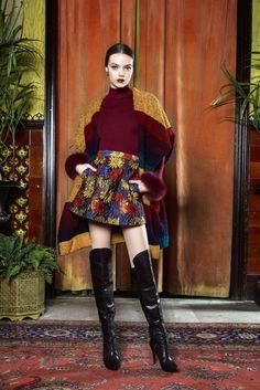 Alice + Olivia Herfst/Winter 2015-16  (12)  - Shows - Fashion