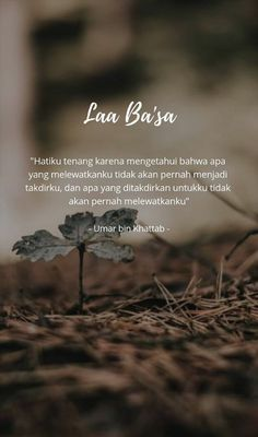 Quotes Sahabat, Study Quotes, Quran Quotes, Words Quotes, Best Quotes, Life Quotes, Beautiful Islamic Quotes, Islamic Inspirational Quotes, Sabar Quotes