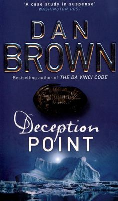Dan Brown's famous novel in my reading list now.