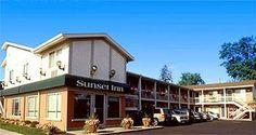 Sunset Inn - Niagara Falls 1.5 Star HotelNear Skylon Tower Niagara Falls, CA$75.00 CAD