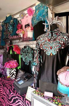 Show Diva Designs Lots of bling!! www.showdivadesigns.com