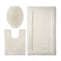 For Master - Thomas Ou0027Brien® Bath Rug Collection - Shell