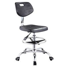 Foshan High quality Employee Cashier Chair Staff Operator Computer Seating With Wheels / small office chair / China Foshan ergonomic office chair, computer seating manufacturer