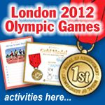 Olympic Games: London 2012 Activities for children from iChild