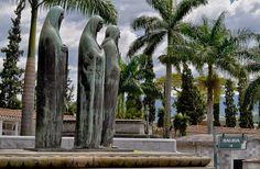 "Fotoviaje: Medellín, Antioquia, Colombia. Día 10 ""Un Museo mu... Plants, Art, Cemetery, Museums, Viajes, Art Background, Kunst, Plant, Performing Arts"