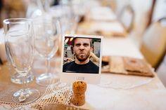 Eclectic Home Made Rustic Pink & Navy Wedding Polaroid Cork Place Name Home Made Rustic Eclectic Wed Wedding Place Names, Wedding Name, Wedding Places, Wedding Cards, Our Wedding, Wedding Ideas, Wedding Props, Wedding Bells, Wedding Inspiration