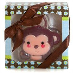 Monkey Boy Soaps - Baby Shower Favors