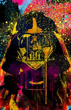 Darth Vader Created byDIVIDUS Prints