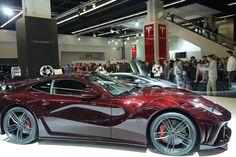 Different looking Ferrari