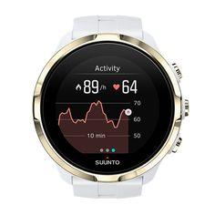 Suunto Spartan Sport Wrist HR Gold -multisport-GPS-kello