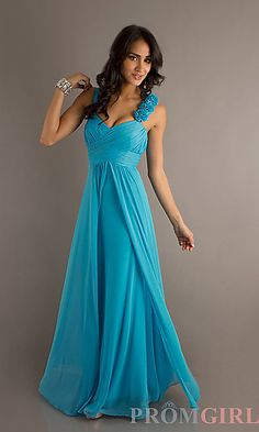 Long Formal Dress for Prom at PromGirl.com