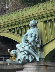 Pont de Grenelle - PARIS