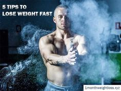 Here's 5 tips that will help you lose weight fast and easy. These tips are easy to implement and won't disrupt your life at all!   Take control, make a change. It all starts with you!