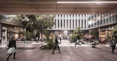 Dolmen / Espinosa Arquitectos + Vayda Arquitectos #3d #3dmax #render #photoshop #architecturevisualization #architecture #arquitectura #rendercontest #rendering#architectureporn #render #vray#cgartist #cgi | por JuaneZz