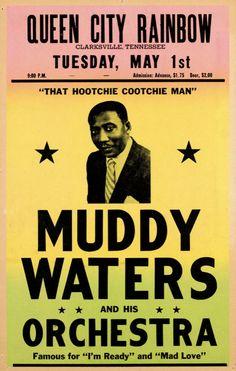 Muddy Waters......