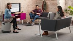 Turnstone's Bivi Rumble Seat's modern, simple design delivers contemporary lounge seating to suit any modern office space. Contemporary Lounge, Lounge Seating, Simple Designs, Furniture Design, Modern, Suit, Interiors, Spaces, Inspiration