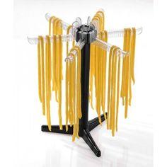 Pâtes de Séchage Rack pliant Spaghetti Sèche-linge Stand Nouille Séchage Holder W