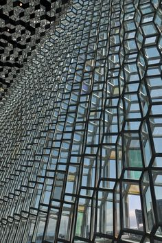 Reykjavik: Olafur Eliasson, Henning Larsen Architects, Reykjavik Concert Hall and Conference Center. An amazing facility that takes its inspiration from the geological formations of the lava crystals. >> Explores our Deals!