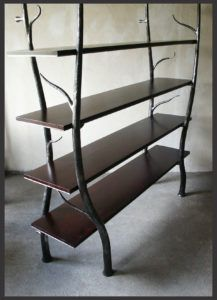 ART-&-CRAFT--99 Metal Working, Arts And Crafts, Iron, Shelves, Home Decor, Shelving, Decoration Home, Metalworking, Room Decor