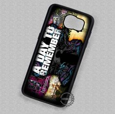 A Day To Remember Band Music - Samsung Galaxy S7 S6 S5 Note 7 Cases & Covers