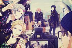 Behide the sence All Anime, Me Me Me Anime, Anime Manga, Anime Art, Vocaloid, Anime Group, Cute Games, Anime Kunst, Cute Anime Boy