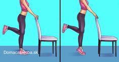 Ak trpíte na bolesti nôh, kolien či bedier, týchto 6 cvikov vám pomôže - Domáca liečba