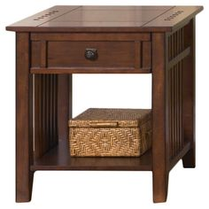 Liberty Furniture Prairie Hills End Table