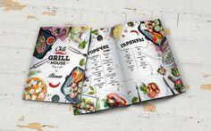 Меню ресторана «Chili Grill House» | Маркетинговое агентство Resto PR