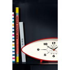 Bullitt alarm clock by Newgate clocks