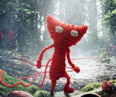 Unravel - PS4, Xbox One & PC - http://www.jeuxvideo.org/2016/02/unravel-ps4-xbox-one-pc/