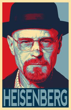 Heisenberg from Breaking Bad Illustration - Walter White Television Pop Art TV Home Decor in Poster Print or Canvas Breaking Bad Tattoo, Serie Breaking Bad, Breaking Bad Poster, Walter Breaking Bad, Walter White, Art And Illustration, Bryan Cranston, Breking Bad, Rocky Horror Picture