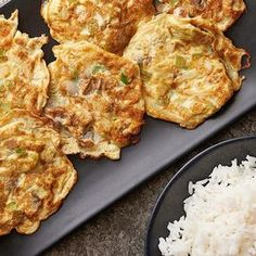 This super easy egg foo yung recipe is just as good, if not better than most Chinese take out or deliveries. Recipe is easily doubled or tripled to. Pork Egg Foo Young Recipe, Vegetable Egg Foo Young Recipe, Homemade Egg Foo Young Recipe, Shrimp Egg Foo Young, Chicken Egg Foo Young, Easy Chinese Recipes, Asian Recipes, Oriental Recipes, Oriental Food