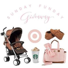 Go to --> @lazymoms next  I have teamed up with some of my favorite accounts to spoil one lucky follower with these fabulous goodies. Winner will get this fabulous stroller for fall diaper bag suede moccs $100 Target card and $50 Starbucks card.  Entry is easy:  1. FOLLOW ME  2. LIKE this post. 3. Head to next shop mentioned in first line.  Follow the steps above until you make it back here. Recent giveaway winners (ours or other hosts) 6 months or less not eligible. Please make your account…