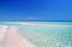 Beach on the Jonian sea, Salento, the heel of the Italian boot
