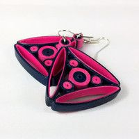 Paper Quilling Jewelry, Coin Purse, Coins, Paper Jewelry, Quilling Jewelry, Coining, Coin Purses